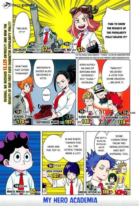 My Academia Set 1 my academia gomu gomu no gentle page 281