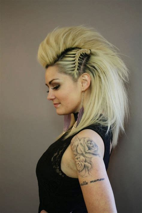 different braiding styles for woman over 40 best 25 faux mohawk ideas on pinterest french braid
