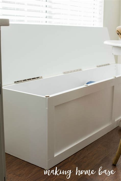 how to build a window bench with storage how to build a window seat making home base
