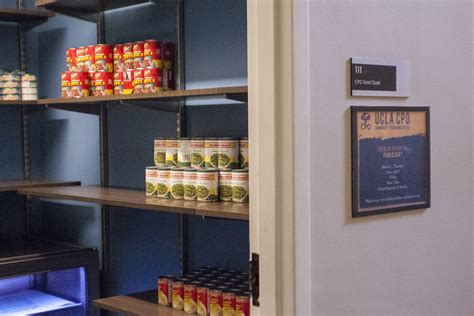Closet Food by Wwnc Encounters Obstacles In Donating To Cpo Food Closet Daily Bruin