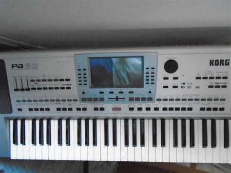 Keyboard Korg Pa50 Baru korg pa50 image 1769135 audiofanzine