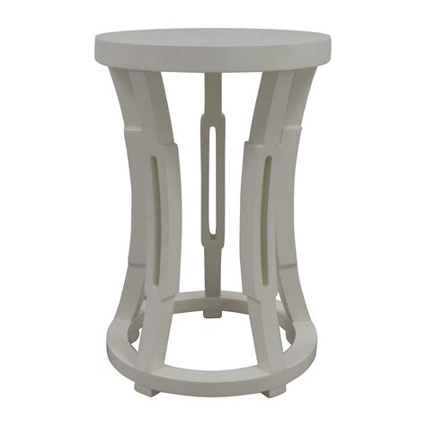 stool side table 90 bungalow 5 bungalow 5 hour glass stool side