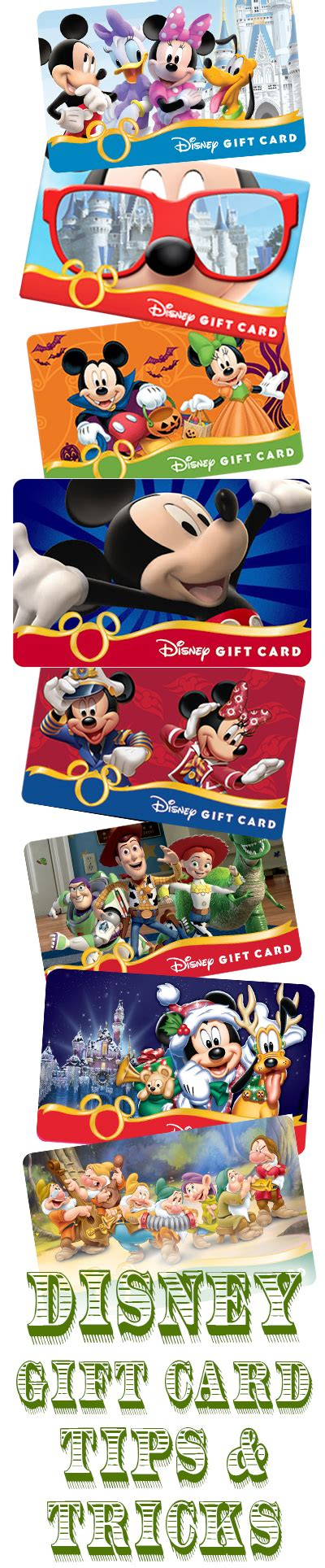Discount Disney Gift Cards - tips for saving money on disney gift cards disney tourist blog