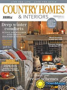 country homes amp interiors uk february 2016 187 download new england style living room country homes and interiors