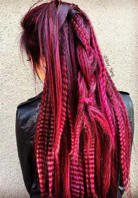 100 Badass Red Hair Colors: Auburn, Cherry, Copper