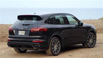 How Much Is A Porsche Cayenne 2015 Porsche Cayenne S Spin Autoblog