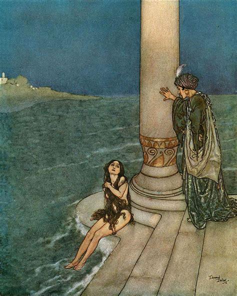 A Story Original - file edmund dulac the mermaid the prince jpg