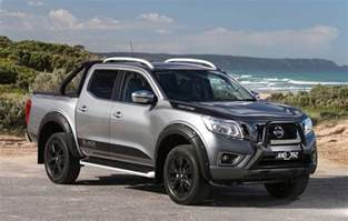 Nissan Navara Australia 2017 Nissan Navara N Sport Black Edition Now On Sale In