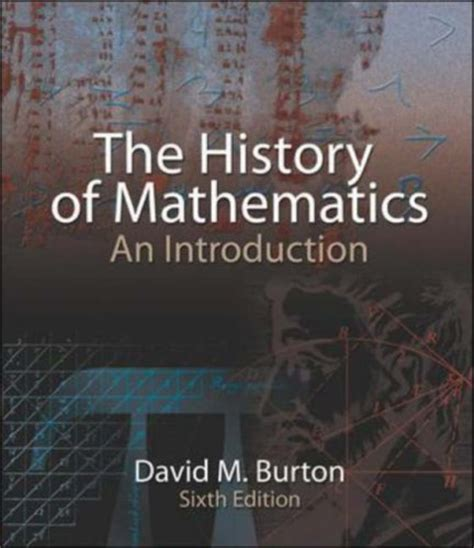 a account of the history of mathematics books the history of mathematics an introduction by david m