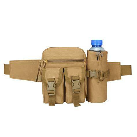 tas pinggang dengan tempat botol tactical army a321 elevenia