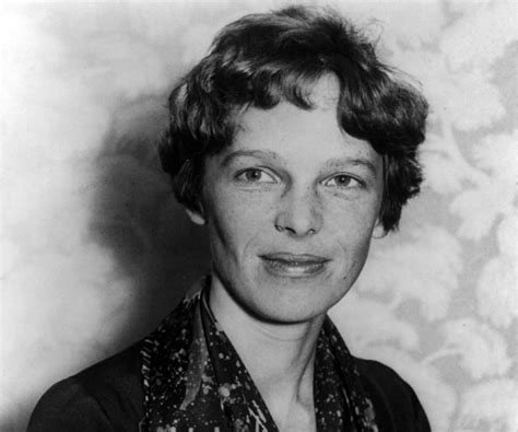biography of a non famous person amelia earhart biography childhood life achievements