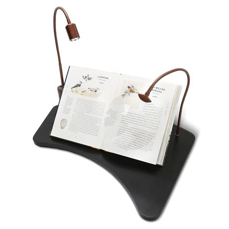 lap desk with light the lap desk with magnifier and light hammacher schlemmer