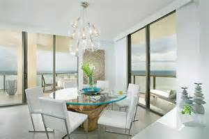 Home Interior Design Miami Urbane Miami Home Brings Chic Sophistication To Coastal Style