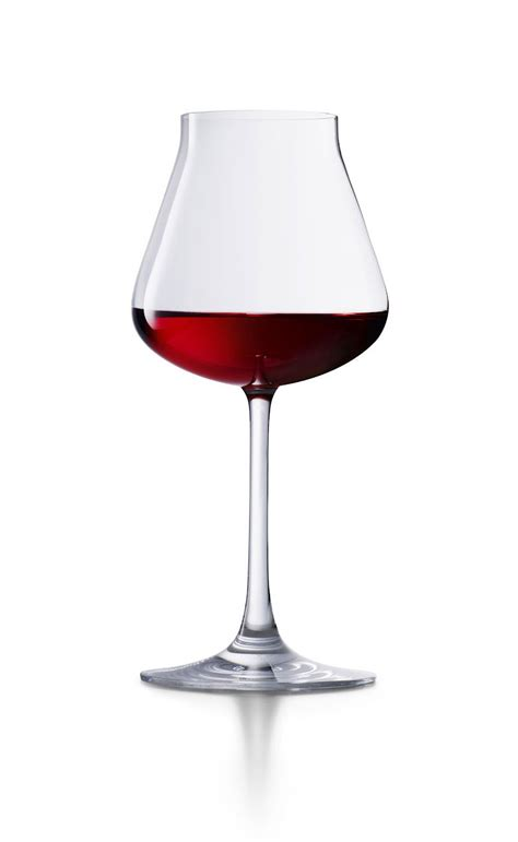 wine glasses baccarat new tulip shaped wine glass protects the delicate