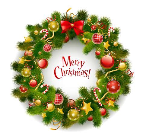 funny animated christmas wreaths free vector がらくた素材庫 クリスマス リースと家族 beautiful wreath vector イラスト素材