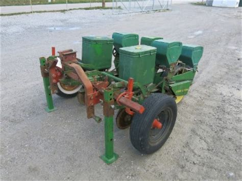 2 Row No Till Planter by Deere 80 3 Point No Till 2 Row Planter Unit For