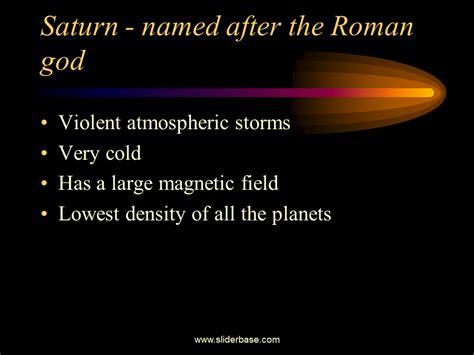 who named saturn jupiter named after the king of the gods sliderbase