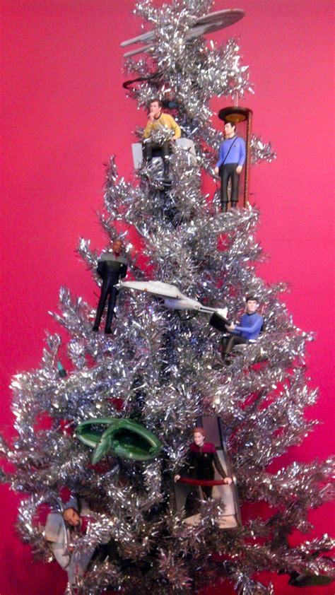 star trek christmas tree i have the captain kirk one one