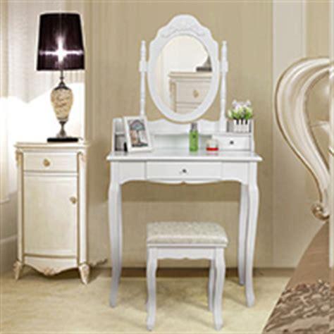 White Bedroom Vanity Ebay White Dressing Table Set With Stool Mirror Vintage Bedroom