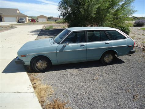 1979 datsun wagon 1979 datsun nissan b210 wagon for sale in pueblo colorado