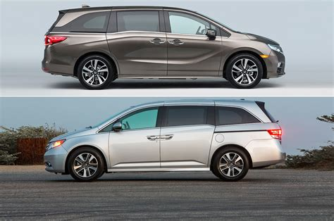 honda odyssey 2017 honda odyssey vs 2018 honda odyssey buy now or wait
