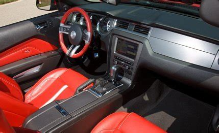 2013 ford mustang gt 5.0 convertible automatic test
