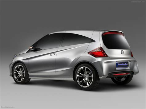 honda small car concept exotic car wallpapers 02 of 18