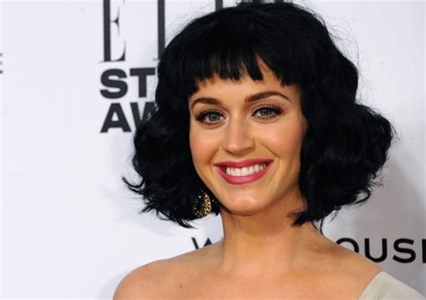 katy perry brief biography katy perry s hair new bob love or loathe her new do