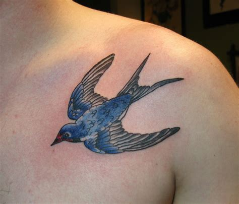 small blue bird tattoo blue bird www imgkid the image kid has it