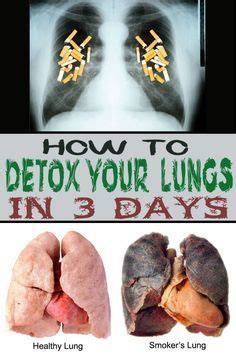 5 Herbs To Detox Lungs by Best 25 Lung Detox Ideas On Lung Cleanse