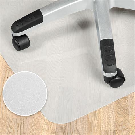 plastic desk protector office computer chair mat desk floor carpet protector