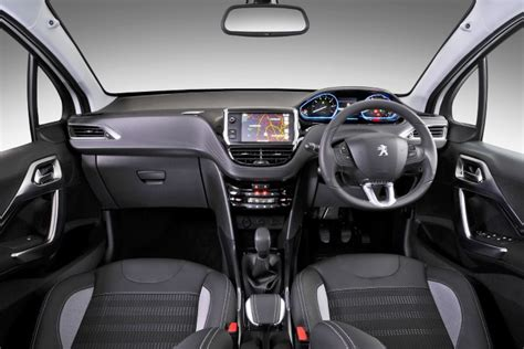 peugeot 2008 interior 2015 review review peugeot 2008