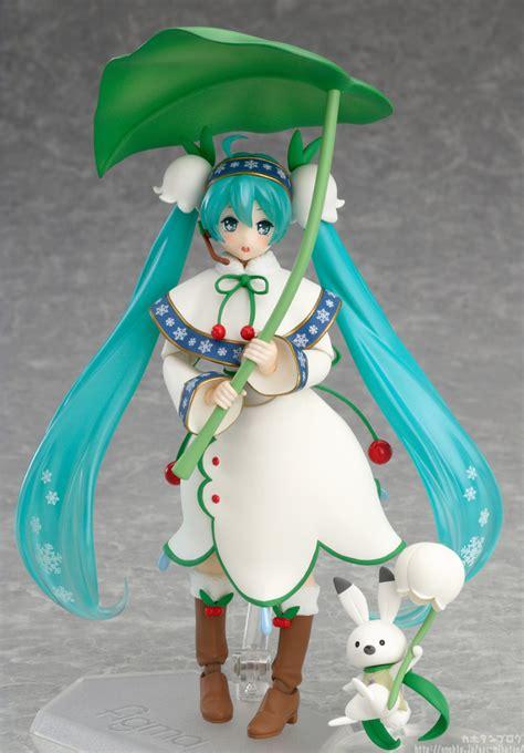 Nendoroid 493 Hatsune Miku Snow Bell Ver Nendo Vocaloid Figure Kws เป ดต ว snow miku 2015 มาแล วจ า akibatan