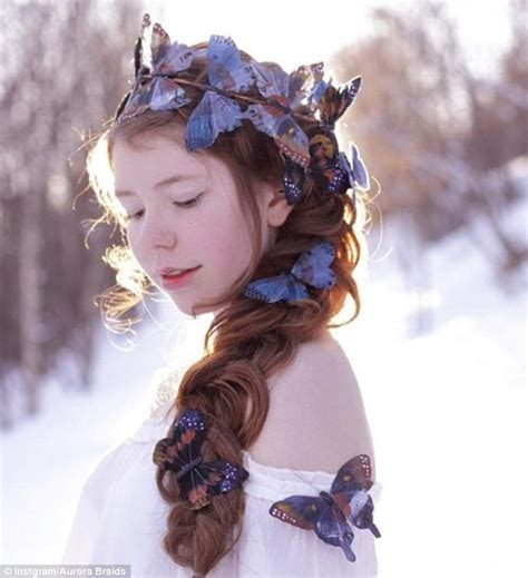 Fairytale Hairstyles by Plaiting Their Way To Instagram Fame
