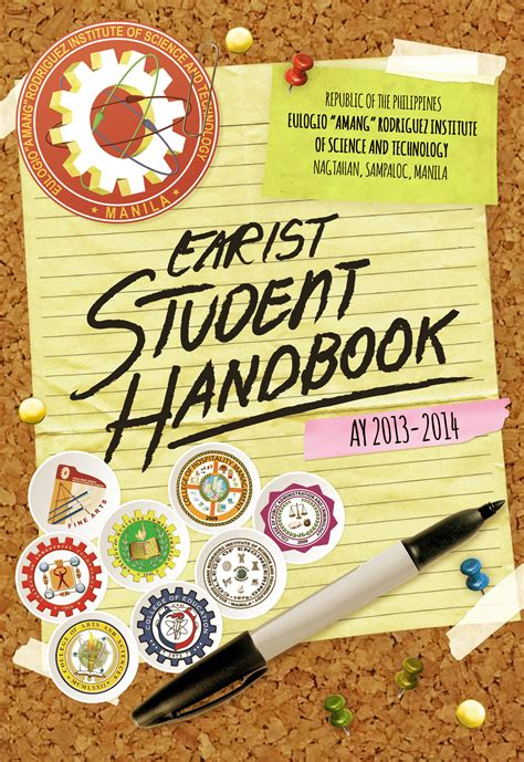 cover design handbook student handbook cover design by timothydiokno on deviantart