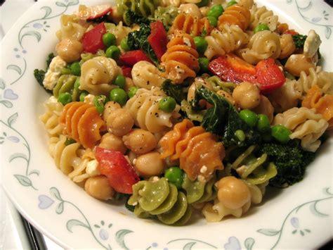 the gourmetro cheap tasty pasta salad with vinaigrette