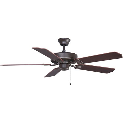 bronze outdoor ceiling fan fanimation aire decor 52 inch outdoor ceiling fan