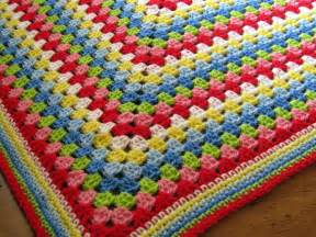 square crochet blanket cath kidston colours