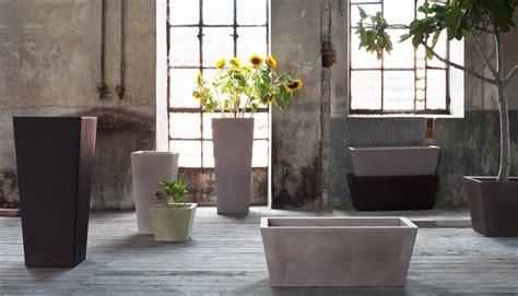vasi da giardino illuminati vasi grandi da giardino design luisa bocchietto