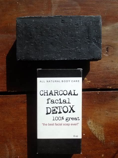 Destiny Boutique Charcoal Detox Review by Soapquest Everything Soap Everything Clean