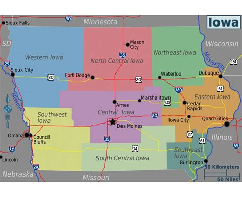 State Of Iowa Search Iowa Map With Cities And Towns Search Results Global News Ini Berita