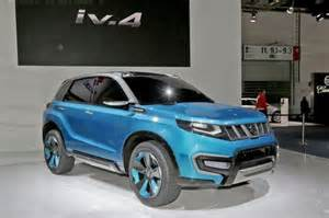 Suzuki Iv 4 Suv Price Maruti Suzuki Iv4 Price Specification Interior Mileage