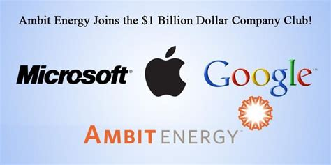Ambit Energy will surpass 1 billion dollars in revenue in