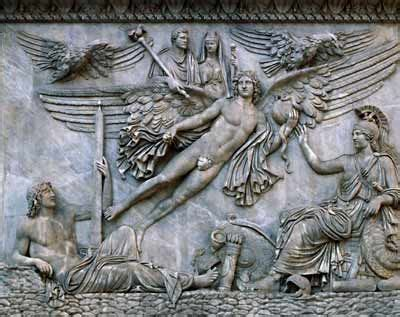 * apotheosis of antoninus pius and faustina the elder