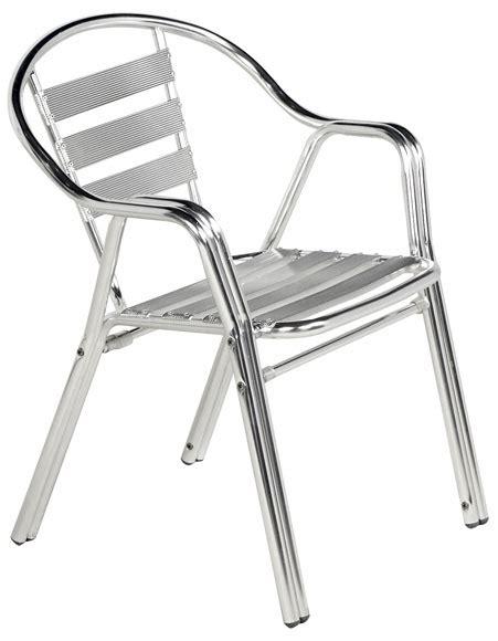 sillas acero inoxidable silla de aluminio anodizado y acero inoxidable sol ref