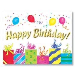festive birthday employee birthday cards business birthday cards