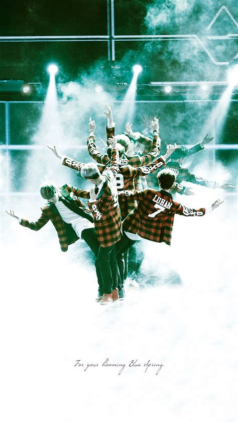 exo kpop iphone wallpaper 413 best exo wallpapers lyrics quotes images on
