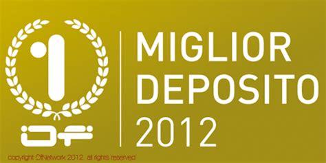 deposito sicuro di delle marche miglior conto di deposito 2012 e il vincitore 232 of