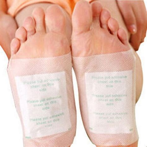 Sonoma Garden Detox Foot Patches by 100packs 200pcs Lot Kinoki Detox Foot Pads Patches With