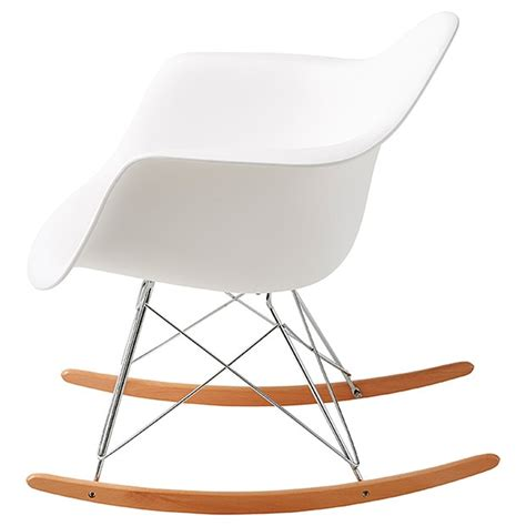 target rocking chair replica eames dar rocking chair white target australia